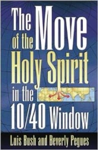 move of holy spirit